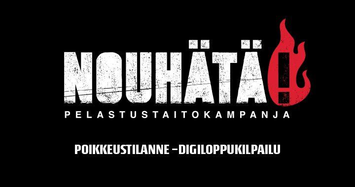 NouHätä! -finalen nu i digital form