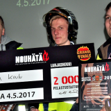 Jokivarren koulu Orimattilasta voitti NouHätä! -mestaruuden