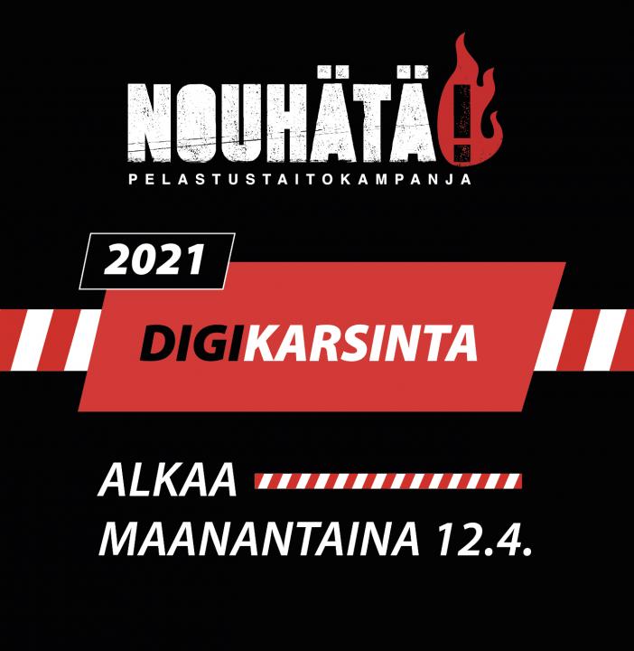 NouHätä! digital kvaltävling 12.–23.4.