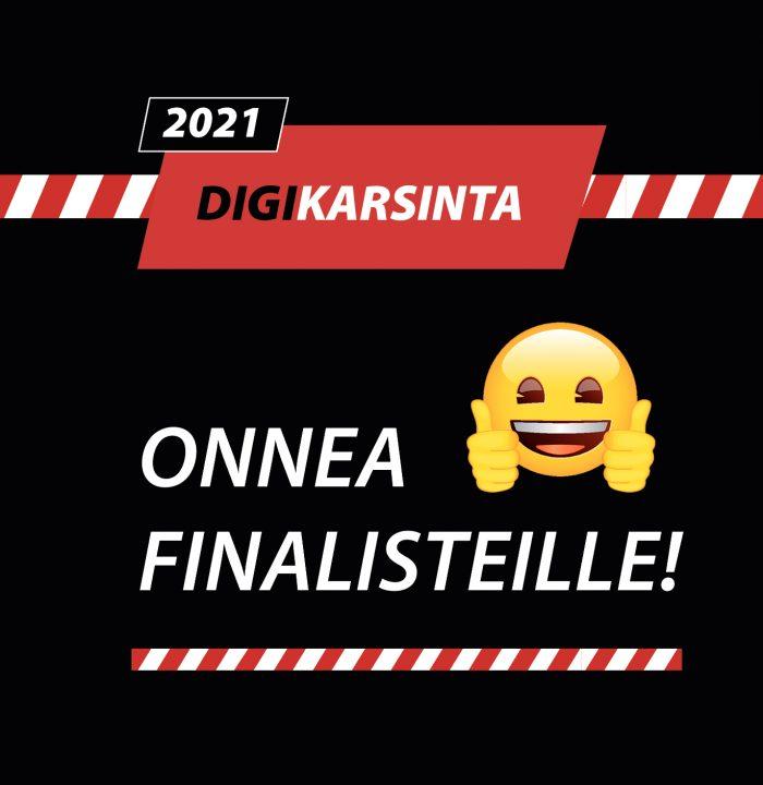 Vuoden 2021 finalistit ovat nyt selvillä!