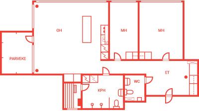 Tiedätkö, kuinka monta palovaroitinta on asetuksen mukaan sijoitettava asuntoon?