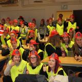 Årskurserna 7-9 vid 522 skolor deltar i NouHätä!-kampanjen