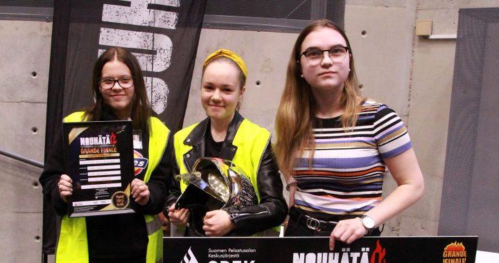 Jokivarren koulu Orimattilasta on NouHätä!-mestari 2019